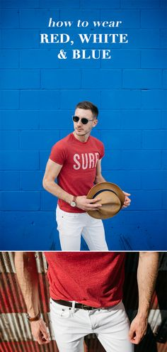 Up your Americana fashion game by dressing in the classic color combination of…