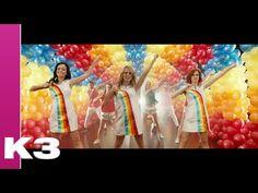 Nieuwe videoclip van K3 al 6 miljoen keer bekeken!