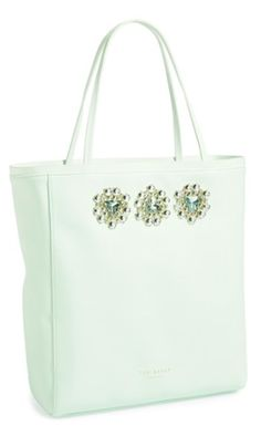 Ted Baker jeweled shopper http://rstyle.me/n/mngdzr9te