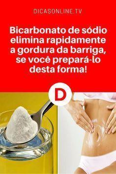 Bicarbonato de sódio para perder peso   Nós ensinamos a fórmula... Leia e aprenda ↓ ↓ ↓