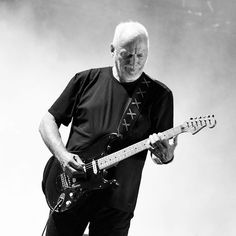 David Gilmour  Clemens Mitscher Rock & Roll Fine Arts