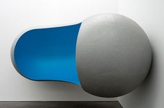Anish Kapoor - Untitled, 2012 by de_buurman, via Flickr