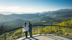 Keppel Lookout, Yarra Valley and Dandenong Ranges, Victoria, Australia