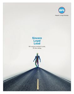 A teaser ad designed for BPL Medical Technologies Pvt. Ltd. This was part of the campaign announcing their entry into Radiology sector.