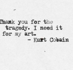 Thank you For the Tragedy Art Health Insurance Quote and Sayings ...