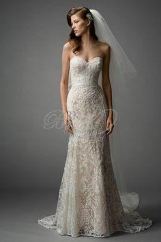 Watters & Watters Bridal Spring 2015 - Style 7085B - Nyra - no price