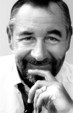 Philippe Noiret (1930- 2006, Paris), French film actor.  Noiret had more than 100 film roles to his credit.