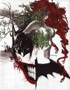 Bat/joker/Ivy