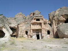 Gulsehir, Aciksaray (Open Palace), Cappadocia