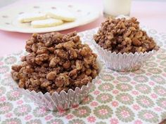 Chocolate Crackles Recipe