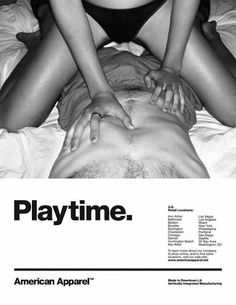 American Apparel continua sexual - Sexo no Marketing Boogie Nights, Cannes, American Apparel Ad, Las Vegas, Post Mortem, Chicago, Declaration Of Independence, Sensual, Sexy
