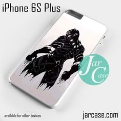 coque iphone 6 plus black panther
