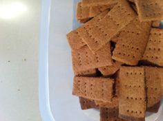Homemade Graham Crackers (gluten free, corn free, feingold stage 1)   https://docs.google.com/document/d/1-Mf-QI5iL9P7ZD6Y9-qOOuDSr7VJ-nEe5PbgzMBop1Q/edit?usp=sharing