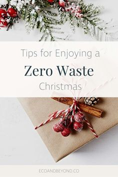 There is much to love about Christmas, but the sad truth is, it's one of the most wasteful times of the year. So here's our tips for a zero waste Christmas! Green Christmas, Christmas 2017, Christmas Treats, Zero Waste, Tree Decorations, Thoughtful Gifts, Crafty, Eco Friendly, Plastic