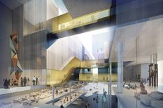 """Gallery of 109 Architectes Proposes Beirut Museum Design Based on """"The Little Prince"""" Book - 2"""