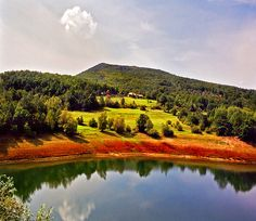 Borsko Jezero, Srbija