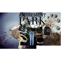 date at the amusment park by spirtgirl13 on Polyvore featuring Boohoo, Frame Denim, Converse, Nina Ricci, Miss Selfridge, Minnie Grace and Urban Outfitters
