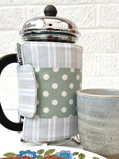 Tutorial: Cafetière Cosy | Very Berry Handmade