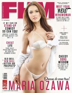 FHM Philippines – June 2015-P2P Free Download