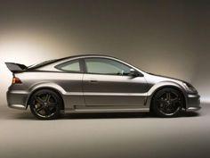 Отзывы об Acura RSX (Акура РСХ)
