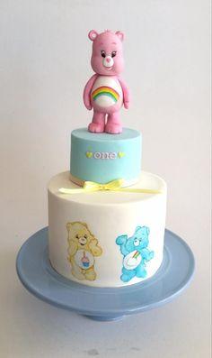 Care bear - Cake by Sweet Little Treat