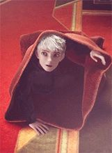 """There he is, JACK FROST!"" -North"