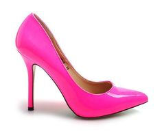 NEON SEXY Szpilki różowe glitter BLOGER SZPIC  39