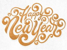 Happy New Year by Ilham Herry