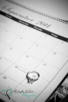 Save the date idea #wedding