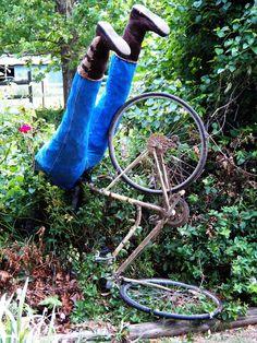 bicycle accident man! (mine)