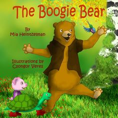 Buy The Boogie Bear by Csongor Veres, Mia L Heintzelman and Read this Book on Kobo's Free Apps. Discover Kobo's Vast Collection of Ebooks and Audiobooks Today - Over 4 Million Titles! Boogie Bear, The Boogie, Books Vs Movies, Little Company, Children's Literature, Freelance Illustrator, Children's Book Illustration, Baby Love, Childrens Books