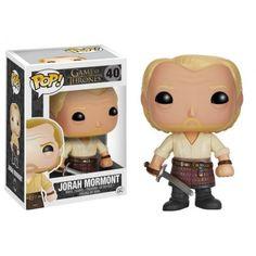 Funko Pop! Jorah Mormont, Game of Thrones, GOT, HBO, Funkomania, Séries