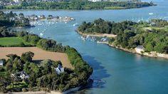 Le golfe du Morbihan en Bretagne devient officiellement le 50 ème parc naturel régional de France, territoire dont le patrimoine naturel et culturel est protégé.