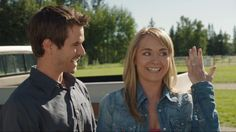 Heartland - Season 6, Episode 10 - Amy and Ty - Announcing the engagement