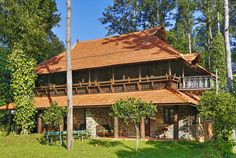 a heritage kerala house relocated