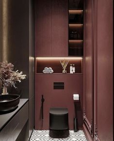 Laundry In Bathroom, Bathroom Design Small, Toilet, Mirror, Furniture, Color, Home Decor, Conference Room, Lighting