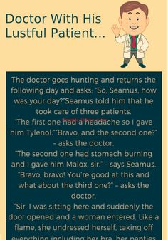 When Seamus took care of 3 patients