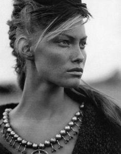 Gypsy warrior princess.