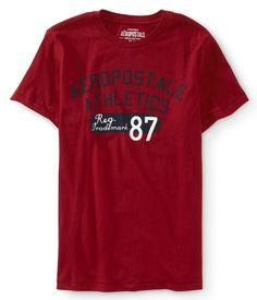 Aero Athletics 87 Graphic T - Aeropostale