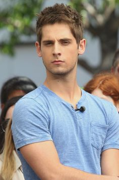 Jean-Luc Bilodeau. Can I have him please <3 ?