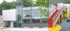 Gobas Architecten Apeldoorn - Praktijkschool Apeldoorn