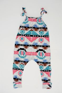 Multi+Color+Tribal+Romper+by+duchessandlion+on+Etsy,+$40.00