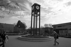 The Eastern Illinois Campus grounds in Charleston, Illinois on Monday, November (Jay Grabiec) Eastern Illinois, Downers Grove, Oh The Places You'll Go, Big Ben, Beautiful Pictures, Scenery, University, College, Rivers