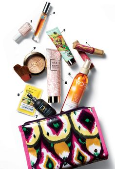 Brides: Nine Beauty Essentials for Beach Brides   Click to see all the details!