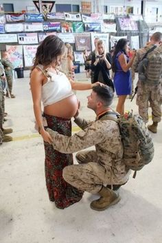 My heart jus melted!!! Kimmy you better get a pic like this!!!