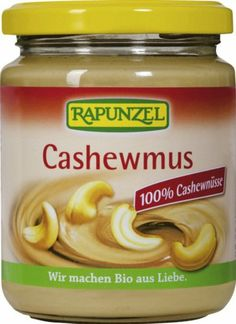 Rapunzel Cashewmus HIH, 1er Pack (1 x 250 g) - Bio
