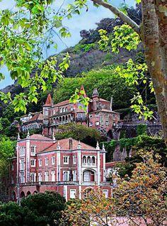 Palaces - Sintra, Cascais - Região de Lisboa