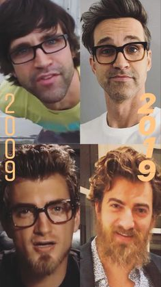 Gmm decade challenge Good Mythical Morning, Let Them Talk, My Boys, Youtubers, Challenge, Random, Link, Face, Funny