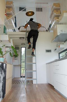 A Mod, Modular, Miniature Home| EcoBuilding Pulse Magazine | Projects, Housing Trends, Modular Building, Affordable Housing