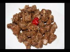 Tantalizing Trini Geera Pork.
